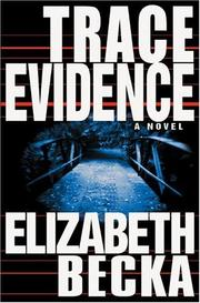 Trace evidence PDF