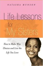 Life lessons for my sisters by Natasha Munson