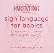 Sign Language for Babies Cards (Fun Card Decks) PDF
