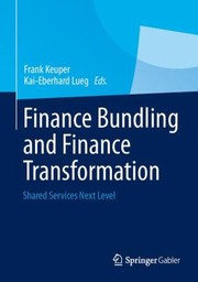Finance Bundling And Finance Transformation Shared Services Next Level