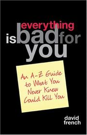 Everything is Bad for You PDF