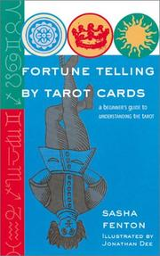 Fortune-telling by tarot cards by Sasha Fenton