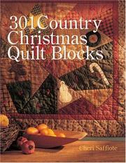 301 Country Christmas Quilt Blocks PDF
