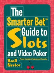 The Smarter Bet Guide to Slots and Video Poker (Smarter Bet Guides) PDF