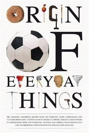 Origin of Everyday Things PDF
