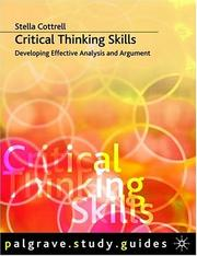 Critical thinking skills; developing effective analysis and argument