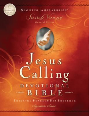 eBook Jesus Calling Devotional Bible New King James Version