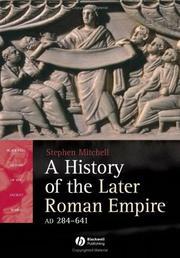 A history of the later Roman Empire, AD 284-641 PDF