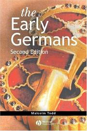 The Early Germans (Peoples of Europe) PDF