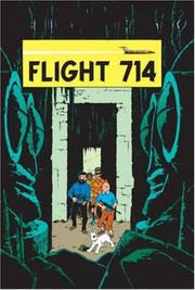 Cover of: Flight 714 (The Adventures of Tintin) by Hergé