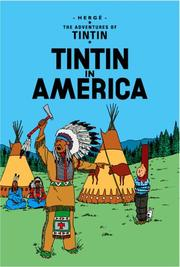 Cover of: Tintin in America (The Adventures of Tintin) by Herg