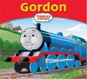 Gordon (My Thomas Story Library) by Reverend W. Awdry