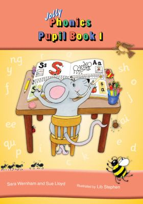 Jolly Phonics Pupil Book 1 Download Book PDF | AUDIO