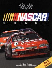 NASCAR chronicle by Greg Fielden