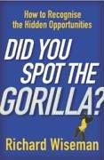 Did You Spot the Gorilla? PDF