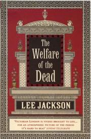 The Welfare of the Dead PDF