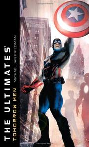 Cover of: Tomorrow Men (The Ultimates) by Michael Jan Friedman