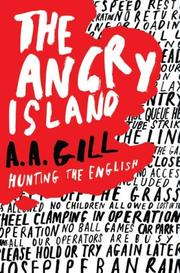 The Angry Island by A. A. Gill