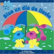 Blue un día de lluvia (Blues Best Rainy Day) (Pistas De Blue/Blues Clues (Spanish))