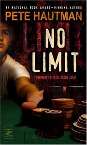 No Limit by Pete Hautman