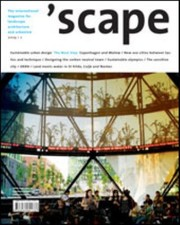 Scape The International Magazine Of Landscape Architecture And Urbanism