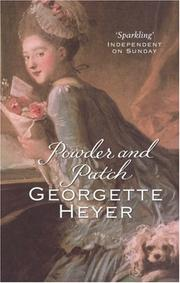 Cover image for Powder And Patch