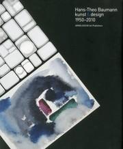 Hanstheo Baumann Kunst Design Art Design 19502010