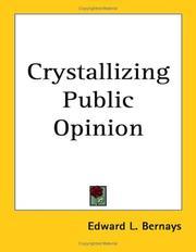 Crystallizing public opinion PDF