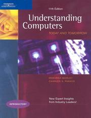 Understanding Computers by Deborah Morley