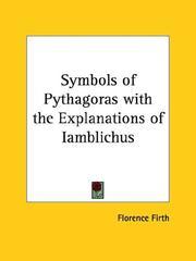 Symbols of Pythagoras With the Explanations of Iamblichus PDF