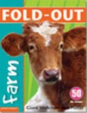 FoldOut Farm Sticker Book