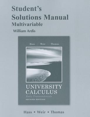 EBook University Calculus Early Transcendentals
