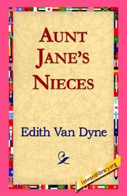 Aunt Jane's Nieces PDF