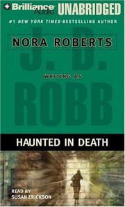 Haunted in Death (In Death) by J. D. Robb