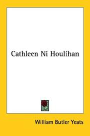 Cathleen Ni Houlihan by William Butler Yeats