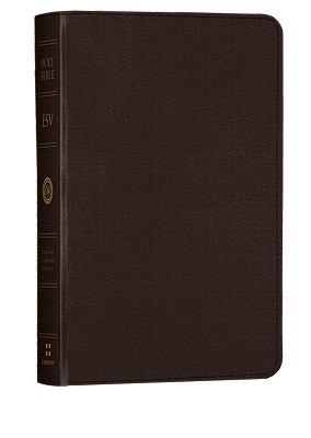 eBook Holy Bible English Standard Version Coffee Trutone Compact
