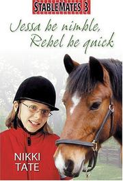 Jessa Be Nimble, Rebel Be Quick (StableMates 3) (Stable Mates, 3) PDF