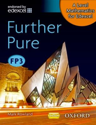 eBook A Level Maths Edexcel Further Pure Fp3 download