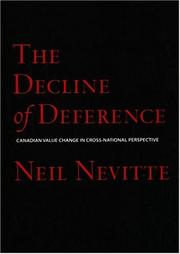 The decline of deference by Neil Nevitte