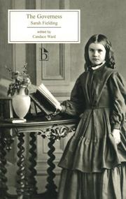 The governess, or, The little female academy by Sarah Fielding