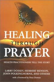 Healing Through Prayer PDF