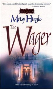 Cover of: Wager | Metsy Hingle