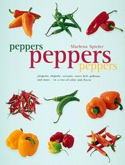 Peppers Peppers Peppers by Marlena Spieler