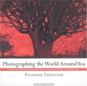 Photographing the World Around You PDF