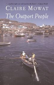The outport people by Claire Mowat