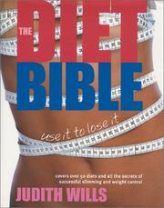 The Diet Bible by Judith Wills