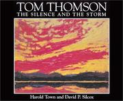 Tom Thomson by Thomson, Tom