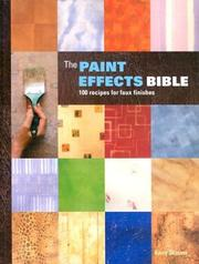 The Paint Effects Bible PDF