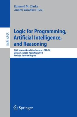 eBook Logic for Programming Artificial Intelligence and