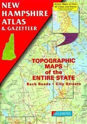 New Hampshire AtlasGazetteer